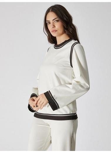 Vekem-Limited Edition Sweatshirt Ekru